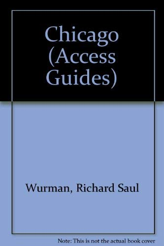 9780062770486: Chicago (Access Guides)