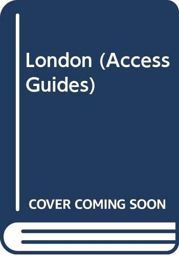 9780062770516: London (Access Guides)