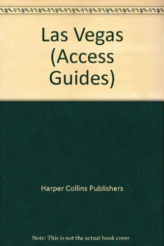 9780062770554: Las Vegas Access (2nd ed)