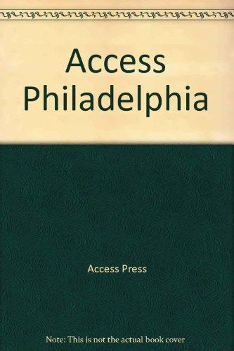 9780062770745: Access Philadelphia