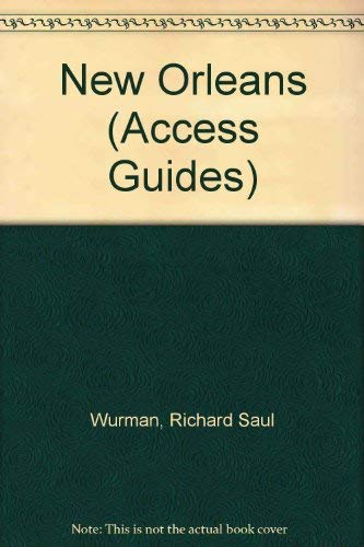 9780062771186: New Orleans Access (Access Guides)
