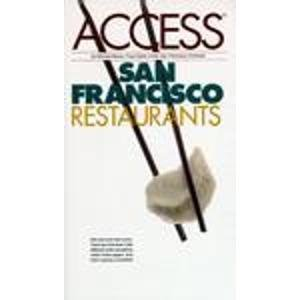 9780062771261: Access San Francisco Restaurants (Access Guides)