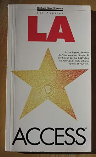 9780062771315: LA Access (Access Guides)