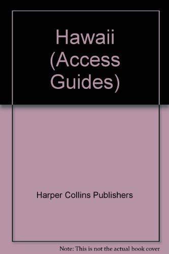 9780062771421: Access Hawaii (6th ed)