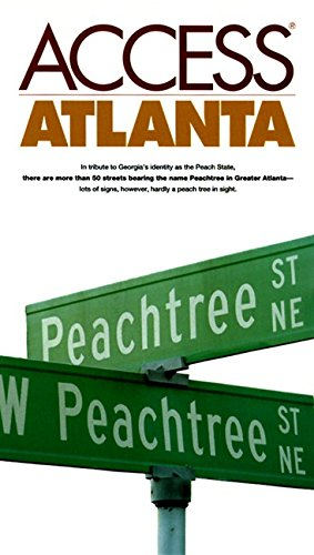 9780062771568: Access Atlanta (Access Guides)