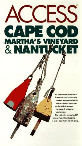 9780062771599: Access Cape Cod Martha's Vineyard & Nantucket (2nd ed)