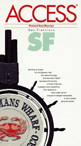 9780062771698: San Francisco (Access Guides)