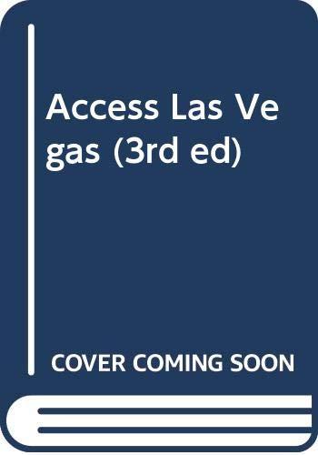 9780062771773: Access Las Vegas (3rd ed)