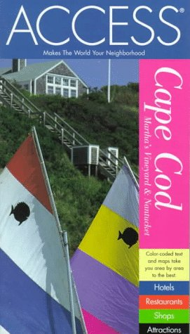 9780062772206: Access Cape Code, Martha's Vineyard, and Nantucket 3e (Access Cape Cod, Martha's Vineyard & Nantucket)