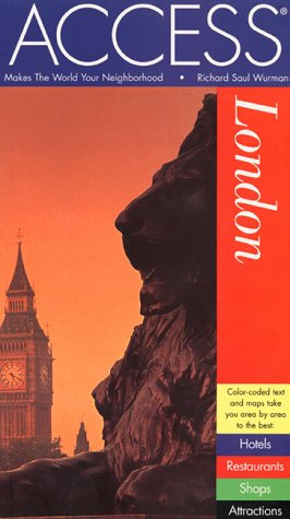 9780062772251: London (Access Guides)