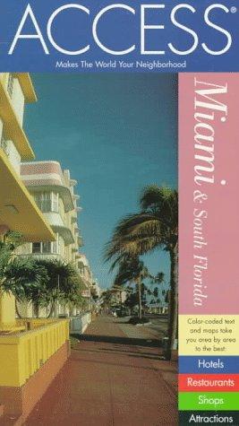9780062772268: Miami & South Florida Access (4th ed)