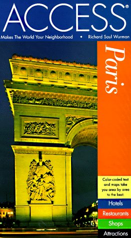 9780062772299: Access Paris, 6th Edition (Access Guides)