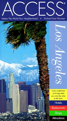 9780062772596: Los Angeles (Access Guides)