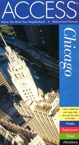 9780062772619: Chicago (Access Travel Guides)