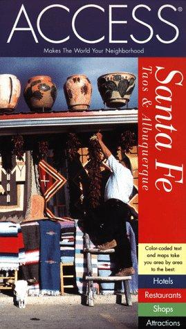 9780062772657: ACCESS Santa Fe, Taos & Albuquerque