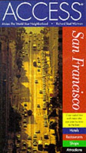 9780062772664: San Francisco (Access Guides)
