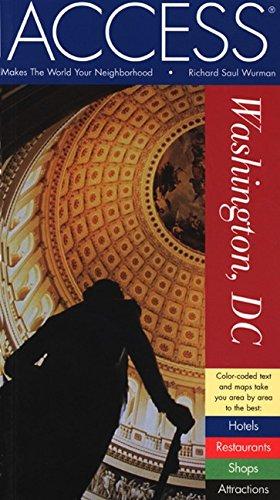 9780062772732: Access Washington, D.C.