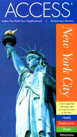 9780062772749: Access New York City 9e (Access New York City, 9th ed)