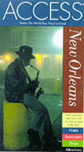 9780062772756: Access New Orleans 4e (Access New Orleans, 4th ed)
