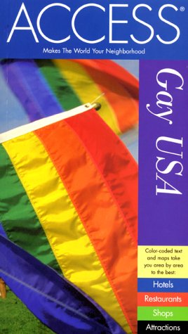 9780062772787: ACCESS Gay USA (2nd Edition)
