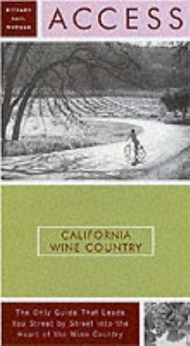 9780062772893: Access California Wine Country 6e (Access Guides)