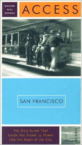 9780062772909: San Francisco (Access Guides)