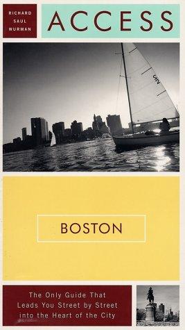 9780062772916: Access Boston (6th Edition)
