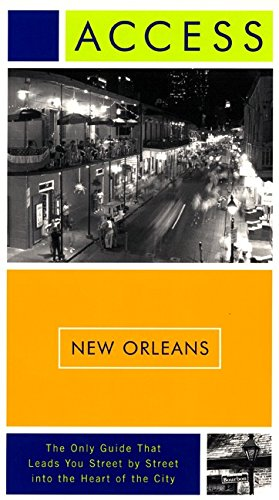 9780062772947: Access New Orleans (5th Edition)