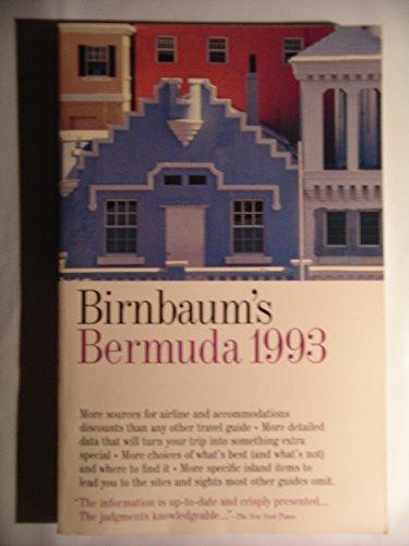 9780062780430: Birnbaum's Bermuda 1993 (Birnbaum's Travel Guides)