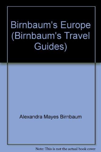 9780062781253: Birnbaum's Europe (Birnbaum's Travel Guides)