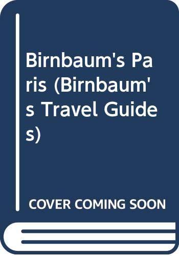 9780062781444: Birnbaum's Paris 1994