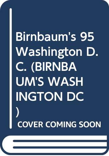 9780062781765: Birnbaum's 95 Washington D.C. (Birnbaum's Washington Dc)