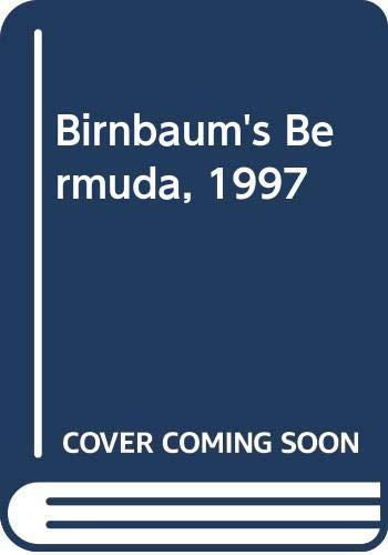 9780062782496: Birnbaum's Bermuda, 1997