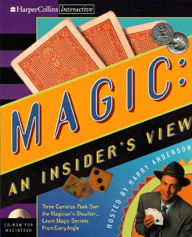 9780062790231: Magic: An Insider's View Hosted by Harry Anderson