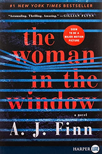 9780062791450: The Woman in the Window: A Novel