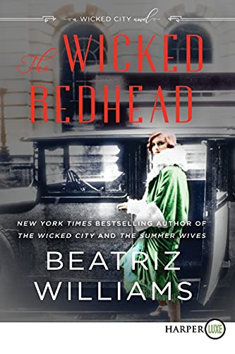 Book Cover: The Wicked Redhead: A Novel
