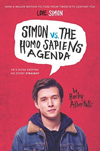 9780062792167: Simon vs. the Homo Sapiens Agenda Movie Tie-in Edition