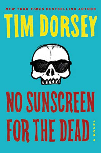 Book Cover: No Sunscreen for the Dead: A Novel