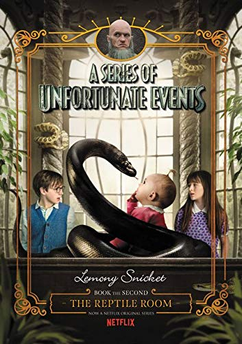 9780062796035: A Series of Unfortunate Events #2: The Reptile Room Netflix Tie-in