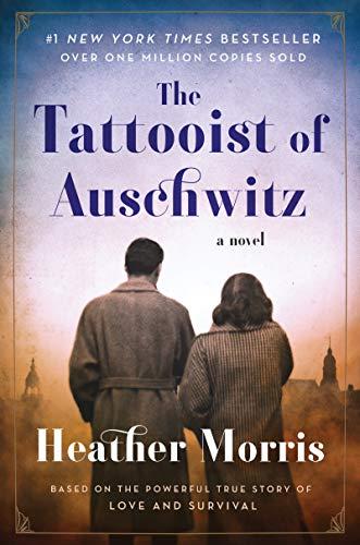 Book Cover: The Tattooist of Auschwitz: A Novel