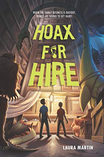 9780062803801: Hoax for Hire
