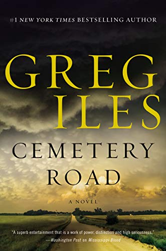 Book Cover: Cemetery Road: A Novel