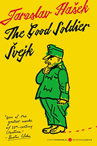 9780062835444: The Good Soldier Svejk and His Fortunes in the World War: Translated by Cecil Parrott. With Original Illustrations by Josef Lada.