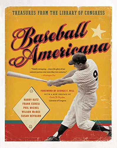 9780062841506: Baseball Americana: Treasures from the Library of Congress