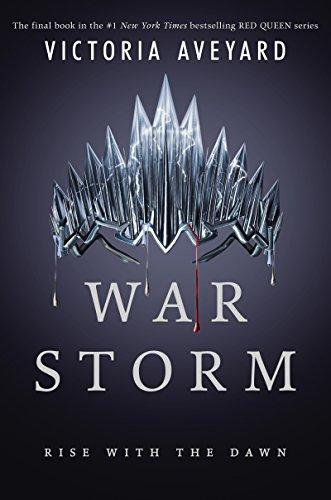 9780062842718: War Storm (Red Queen) - AbeBooks - Victoria