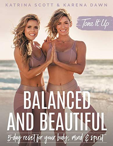 Book Cover: Balanced and Beautiful: A 5-Day Reset for Your Body, Mind, and Spirit