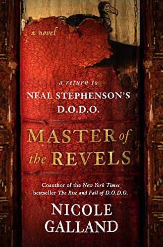 9780062844873: Master of the Revels: A Return to Neal Stephenson's D.O.D.O.