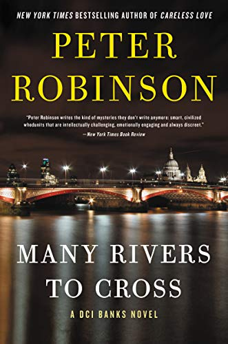 Book Cover: Many Rivers to Cross: A Novel