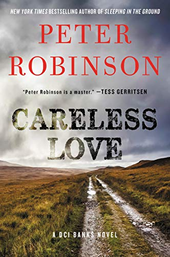 Book Cover: Careless Love: An Inspector Banks Novel