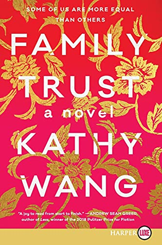 Book Cover: Family Trust: A Novel